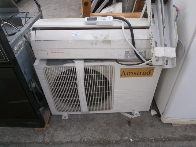 Central Air Conditioning VS Wall/ Window Air Conditioning