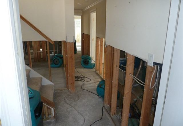 The Water Damage Restoration Process